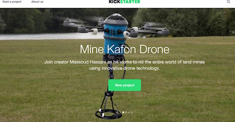 kickstarter-get-fund-for-project