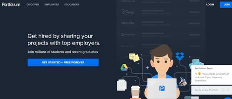 portfolium-digital-portfolio-site