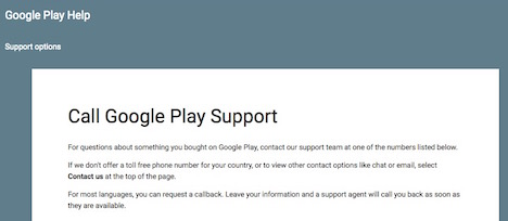 call-google-play-support