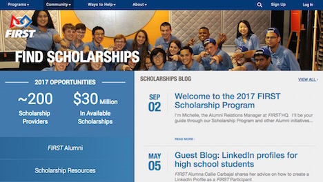 first-find-scholarships