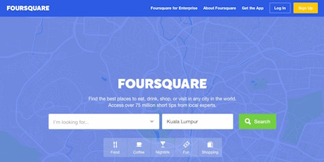foursquare-busines-listing-online