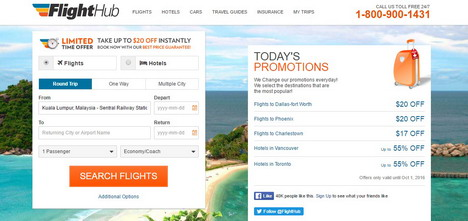 Today's top FlightHub coupon: Subscribe to Newsletter & Get Exclusive Offers. Get 3 coupons for