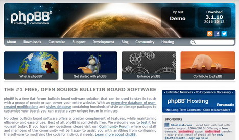 phpbb-open-source-bulletin-board