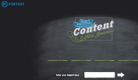 portent-content-idea-generator