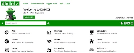 dmoz-open-directory