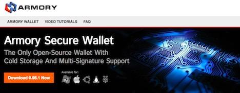 armory-bitcoin-wallet