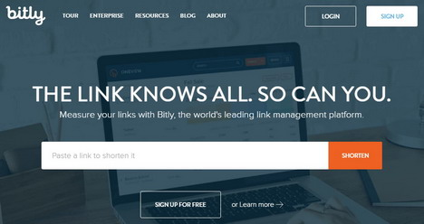 bitly-link-management-platform