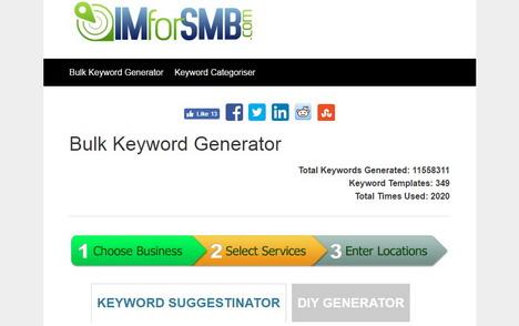 bulb-keywords-generator