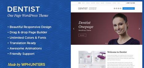 dentist-wordpress-theme