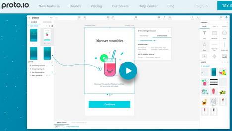 proto-io-prototyping-tool