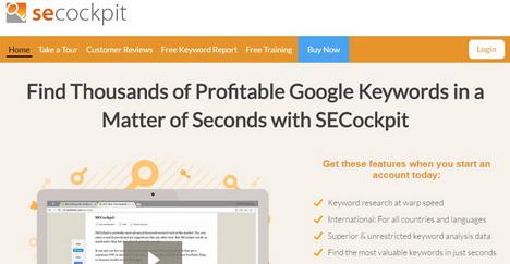 secockpit-keyword-research-tool