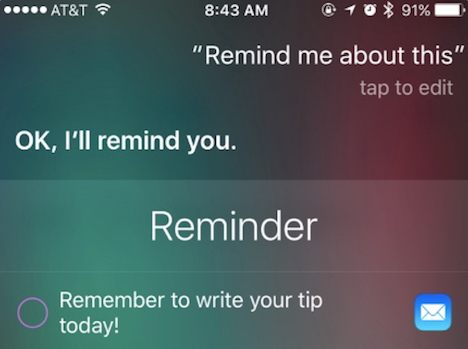siri-to-set-contextual-reminders