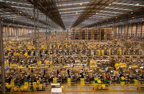 amazon-workforce