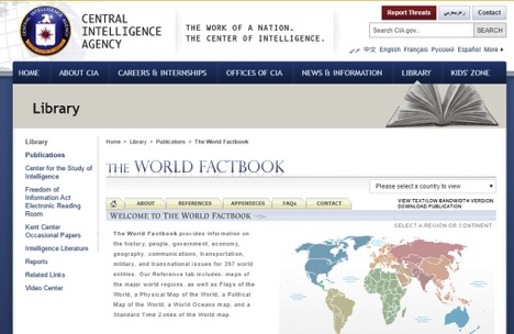cia-world-fact-book