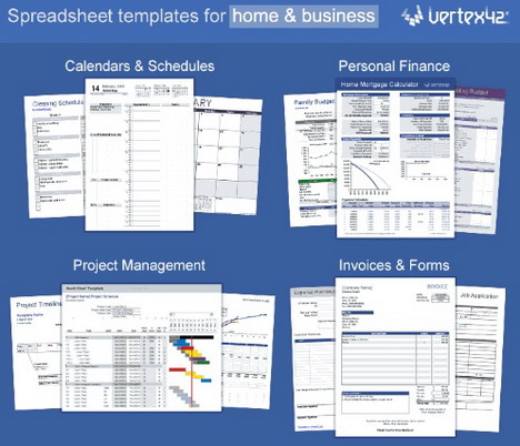vertex42-excel-templates