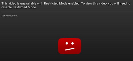 youtube-restricted-mode