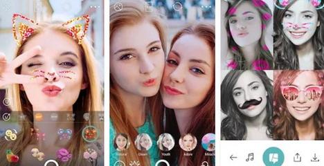 B612-selfiegenic-camera-app