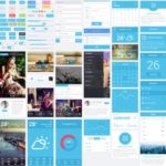 Top 30 Mobile UI Kits for iOS and Android App Developers
