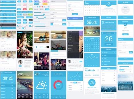 best-mobile-app-ui-kit