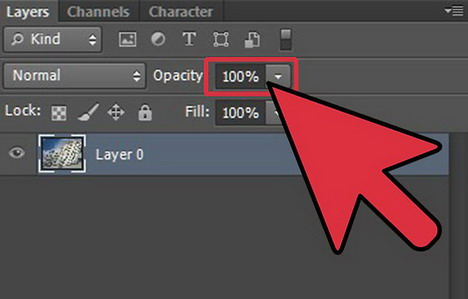 photoshop-change-layer-opacity