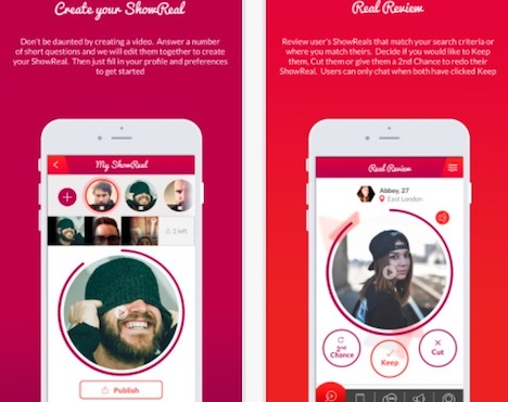 showreal-video-based-dating-app