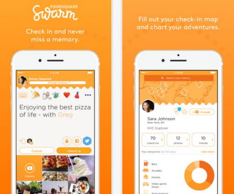 foursquare-swarm-location-sharing