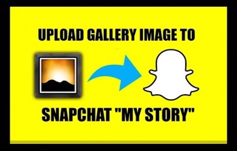 upload-photo-video-to-snapchat