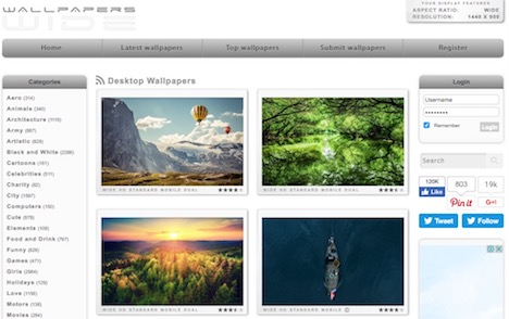 20 Sites To Download Free Wallpapers For Mobile Desktop Quertime