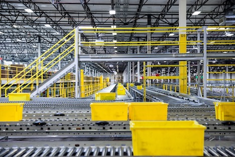 amazon-facility-infrastructure