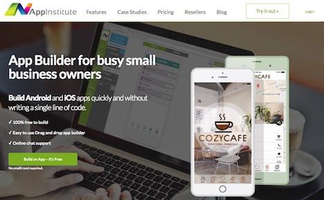 appInstitute-mobile-app-builder