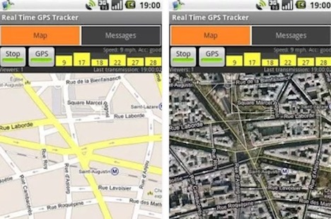 real-time-gps-tracker
