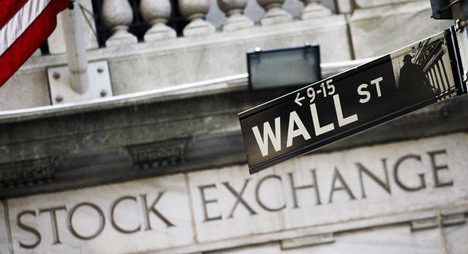 wall-street-concept