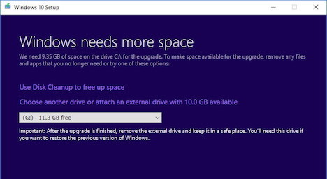 windows-needs-space