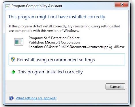 windows-problems-program-compatibility