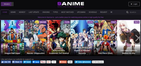 popular anime streaming apps