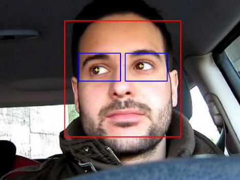 facial-recognition-sleepy-driver