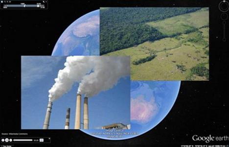google-earth-climate-change