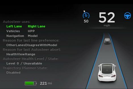 tesla-auto-lane-changing