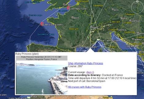 track-cruise-ships-google-earth