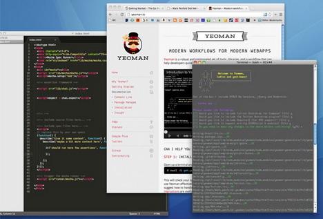 yeoman-web-design-app