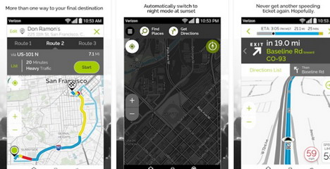 mapquest-navigation-app