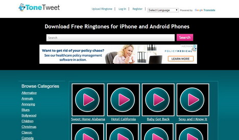 30 Best Sites Apps To Download Free Mobile Ringtones Quertime