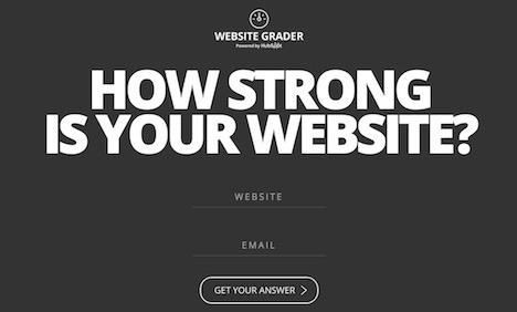 website-grader