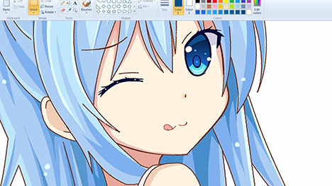 30 Most Impressive Ms Paint Drawings Quertime