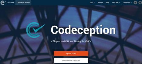 codeception-website-code-analysis-tool