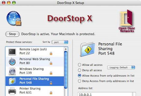 doorstop-x-firewall