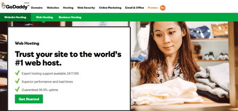 godaddy-web-hosting