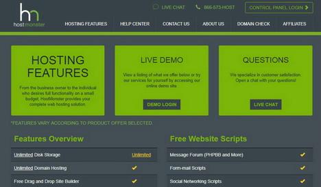 host-monster-web-hosting