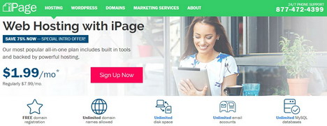 ipage-web-hosting