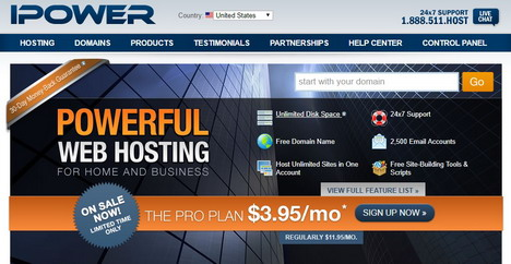 ipower-web-hosting-service